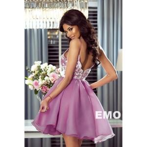 cdd4e6b675 EMO sukienka wieczorowa mini Francesca