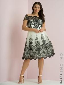 43f580e23b Sukienki Plus Size - Luxyou.pl - największy wybór sukienek plus size
