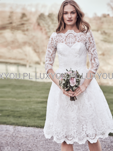 379c889bb0 Sukienki na ślub cywilny - Luxyou.pl. Największy wybór sukienek