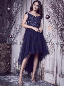 4775325feb Chi Chi London BRONWYN sukienka wieczorowa midi tiul