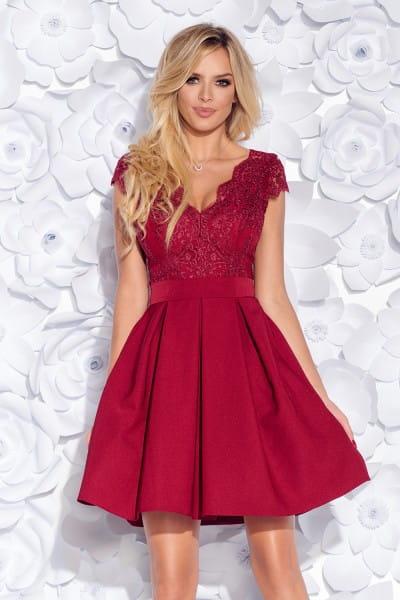 74e4eb216e71ce Bicotone sukienka wieczorowa min Aleksandra | LUXYOU.PL